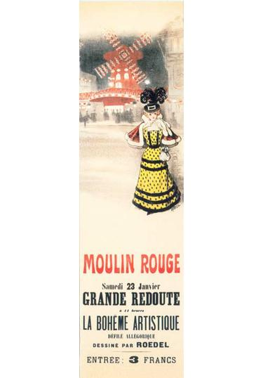 Moulin Rouge Grande Redoute